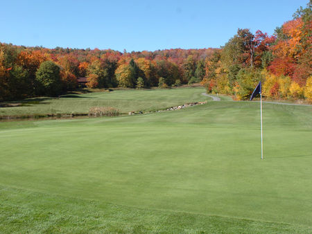 Hidden Valley Golf Club Cover Picture