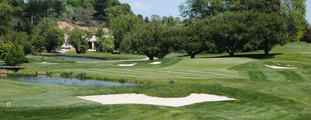 Chester Valley Golf Club Cover