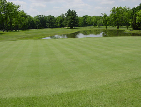 Overview of golf course named Sweet Water Golf Course