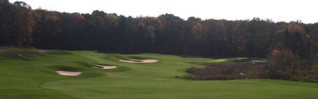 Blue Ridge Trail Golf Club Cover Picture