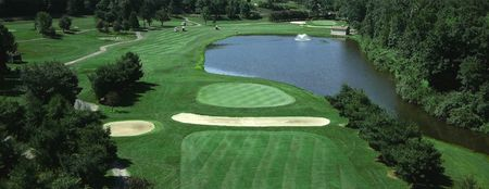 Three Ponds Golf Club Cover Picture