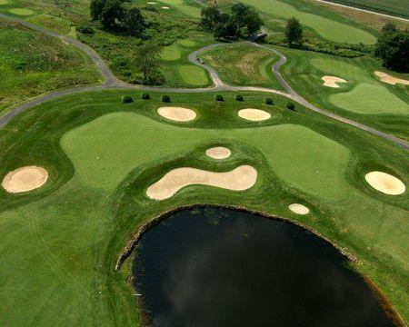 Wyncote Golf Club Cover