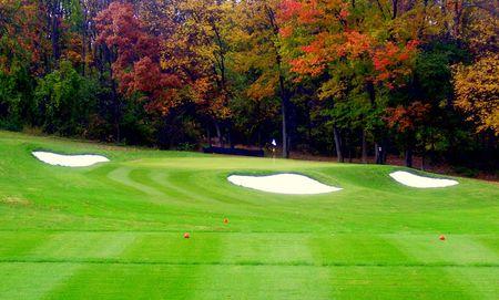 Briarwood Golf Club Cover