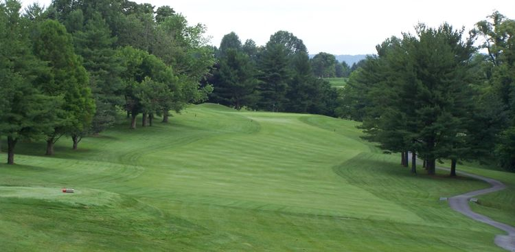 Armitage golf course cover picture