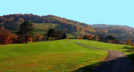 Rohanna's Golf Course Cover