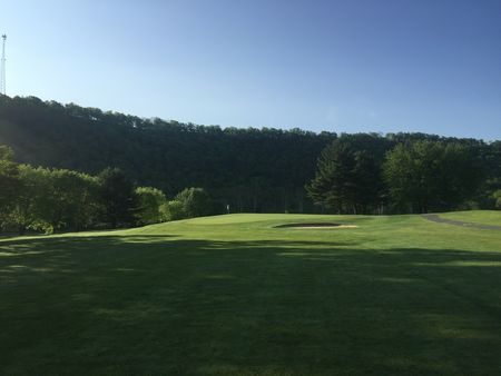 Down river golf course cover picture