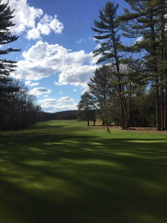 Indian Mountain Golf Course Cover Picture