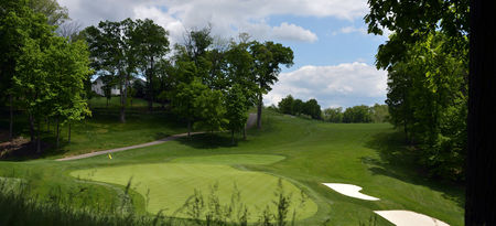 Overview of golf course named Club at Nevillewood, The