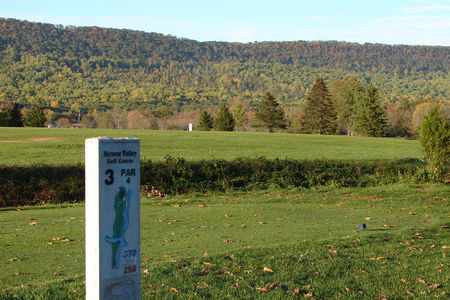 Monroe Valley Golf Course Cover Picture