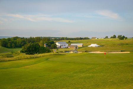 Olde Homestead Golf Club Cover