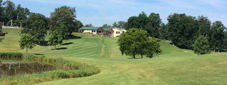 Overview of golf course named Seven Oaks Country Club