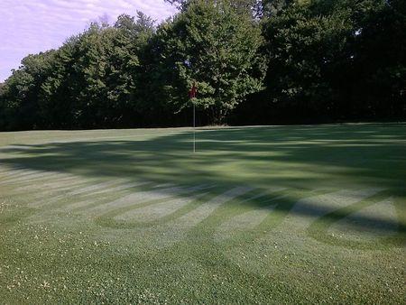 Hi-Level Golf Course Cover