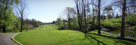 Locust Valley Golf Club Cover Picture