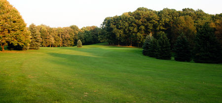 Hiland golf course cover picture
