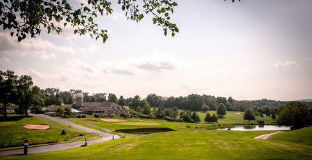 Spring Hollow Golf Course Cover Picture