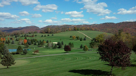 King Valley Golf Course Cover Picture
