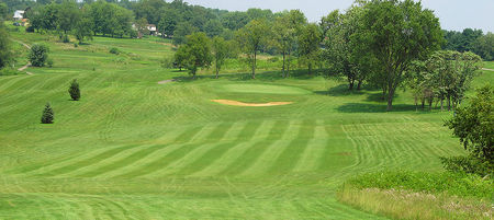 Indian Run Golf Club Cover Picture