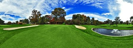 Mccall field golf course cover picture