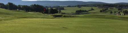 Glengarry Golf Links Cover Picture