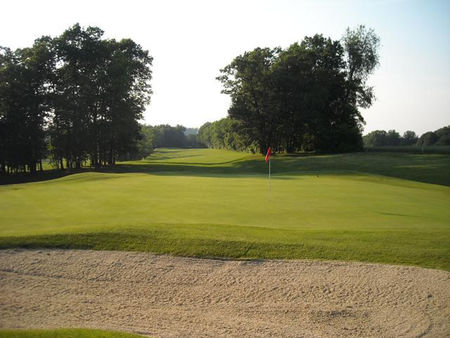 Hickory Heights Golf Club Cover Picture