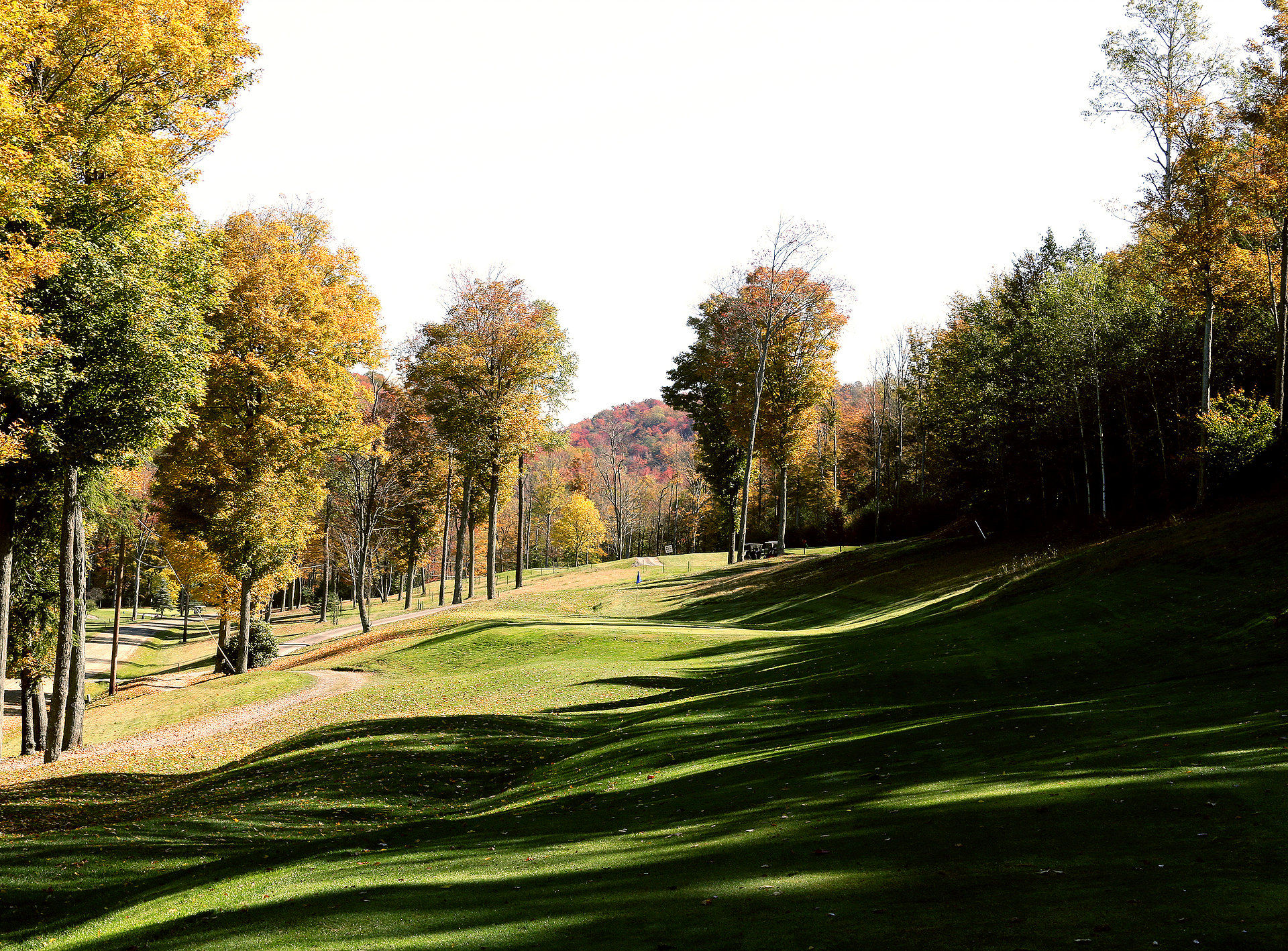 Coudersport golf club cover picture