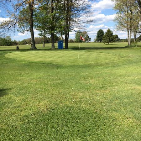 Speer's Public Golf Course Cover Picture