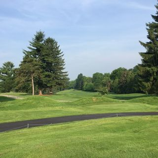 Allentown municipal golf course cover picture
