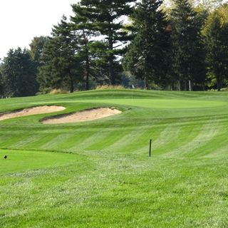 Allentown municipal golf course cover picture