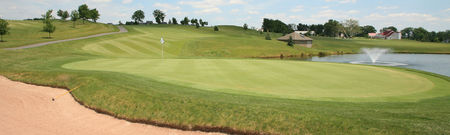 Bella vista golf course cover picture
