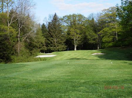 Buck Hill Falls Golf Club Cover Picture