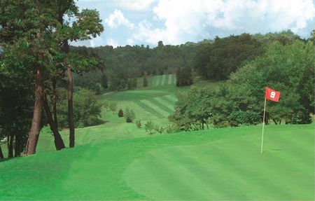 Maple Crest Golf Course Cover