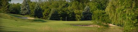 Bridges Golf Club, The Cover Picture