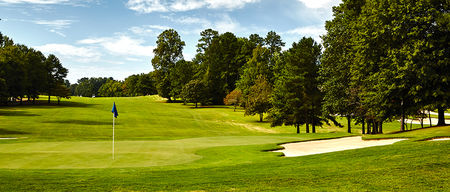 White Oak Golf Course Cover