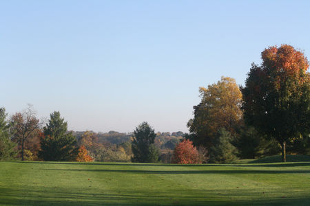 Crossgates golf course cover picture