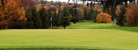Overlook Golf Course Cover Picture