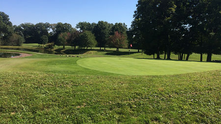 Clingan's Tanglewood Golf Course Cover