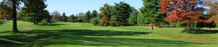 Northampton Valley Country Club Cover