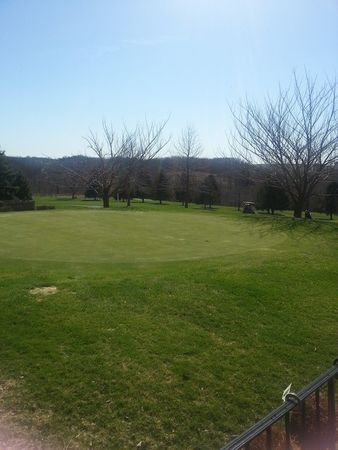 Overview of golf course named Monongahela Valley Country Club