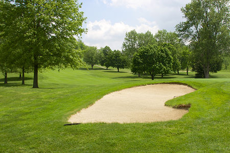 Overview of golf course named Washington County Golf and Country Club