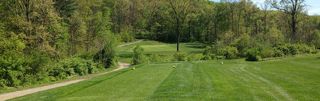 Huntingdon country club cover picture