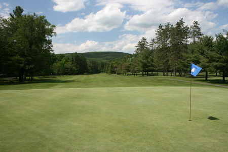 Overview of golf course named Caledonia Golf Club