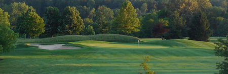 Honeybrook golf club cover picture