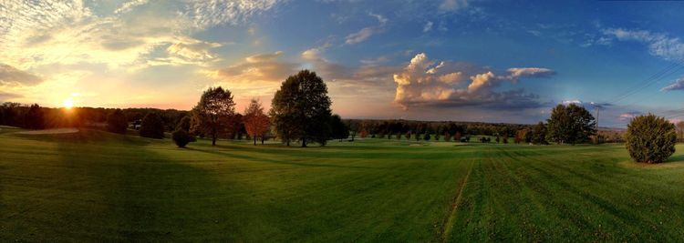 Pickering valley golf club cover picture