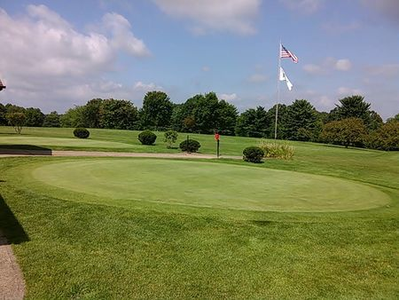 Vandergrift Golf Club Cover Picture