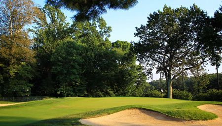 Overbrook golf club cover picture