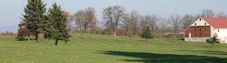 Rocky spring golf course cover picture