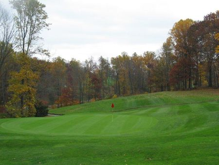 Overview of golf course named Manor Golf Course