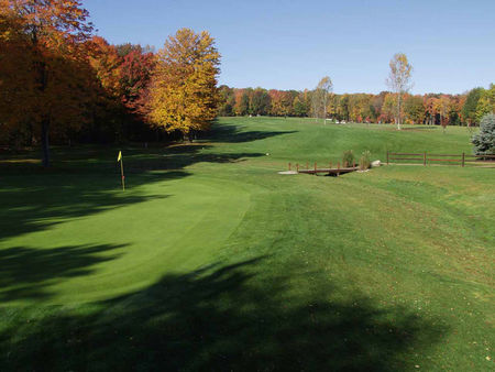 Overview of golf course named Venango Valley Inn and Golf Course