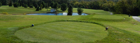 Overview of golf course named Macoby Run Golf Course