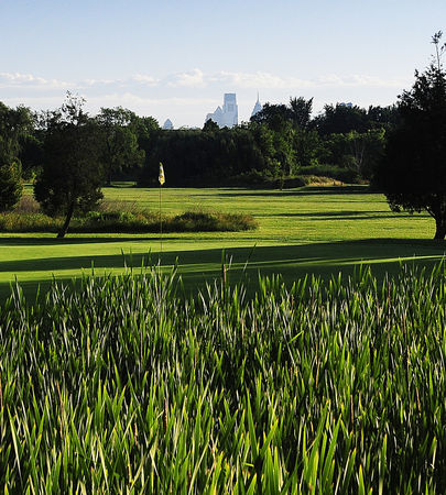 John F. Byrne Golf Course Cover Picture